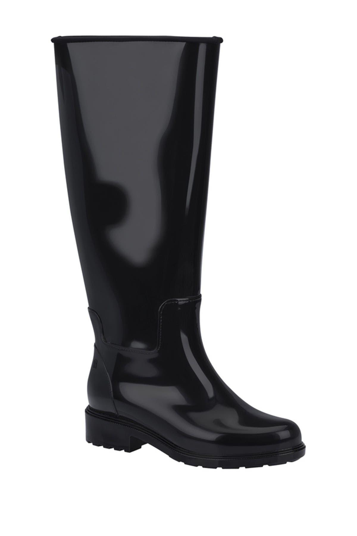 Melissa   Fullness Rain Boot