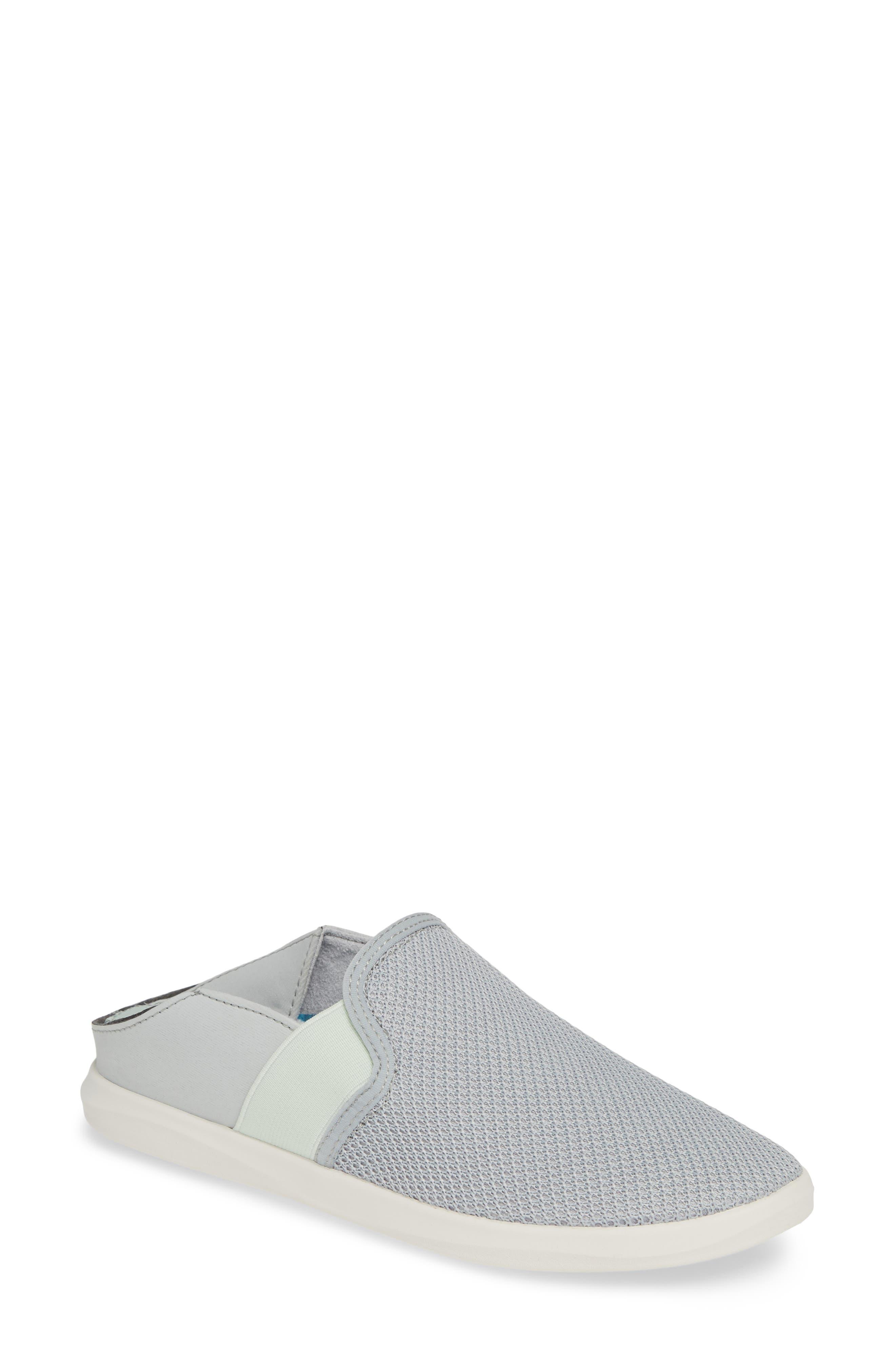 Olukai Haleiwa Pai Sneaker- Grey