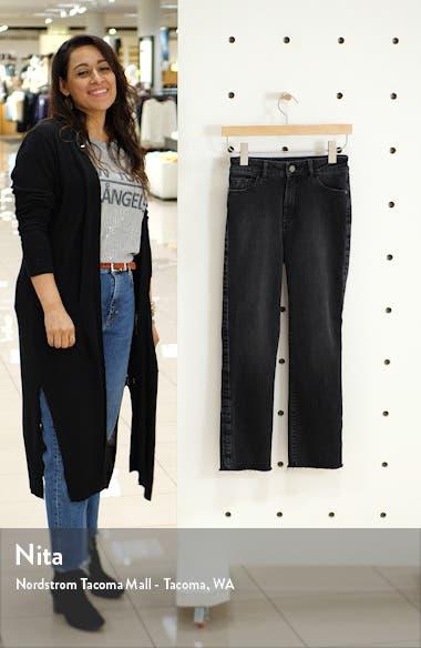 Mara Instasculpt Ankle Straight Leg Jeans, sales video thumbnail