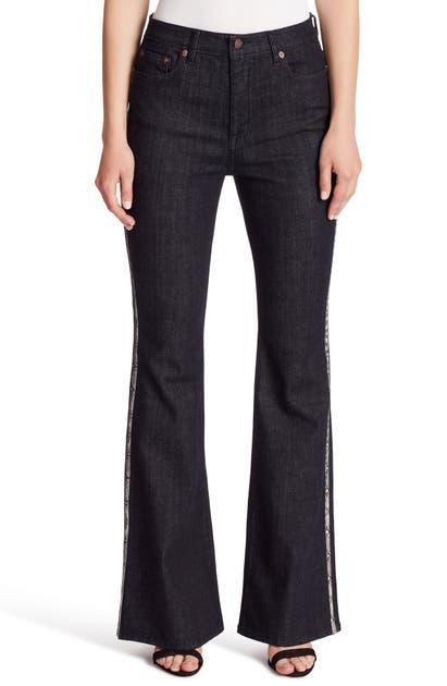 Ella Moss Jeans HIGH WAIST FLARE JEANS