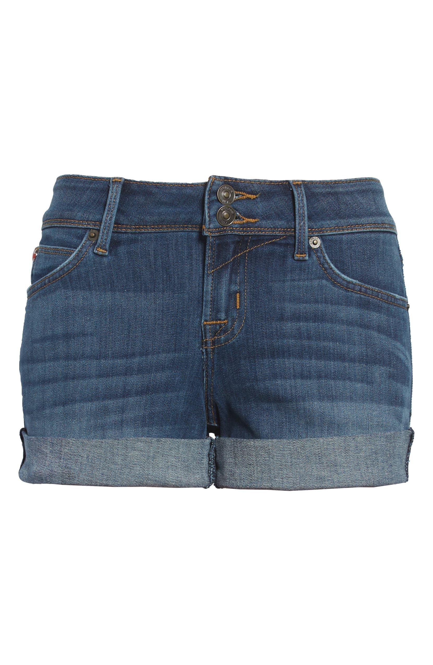 92e39cdad91 Hudson Jeans 'Croxley' Cuffed Denim Shorts (Elemental)   Nordstrom