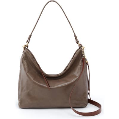 Hobo Delilah Convertible Hobo Bag - Grey