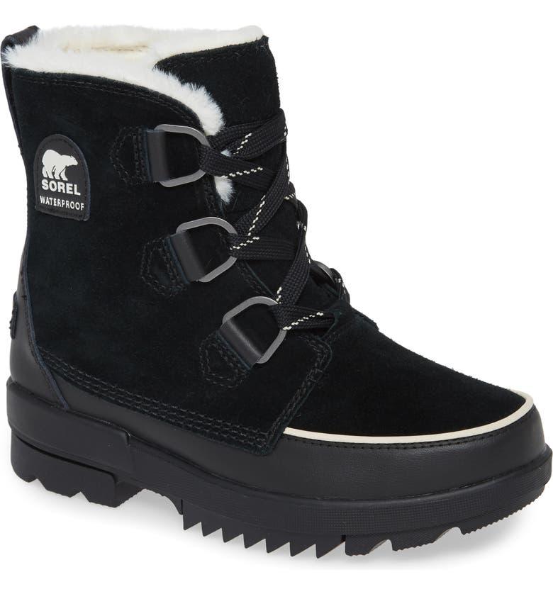SOREL Tivoli IV Waterproof Winter Boot, Main, color, 010