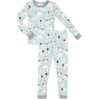 Bedhead Pajamas Polar Bear Print Pajamas