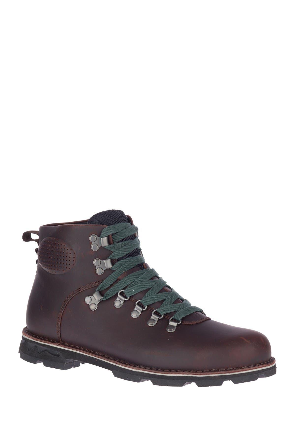 Sugarbush Braden Mid Waterproof Leather