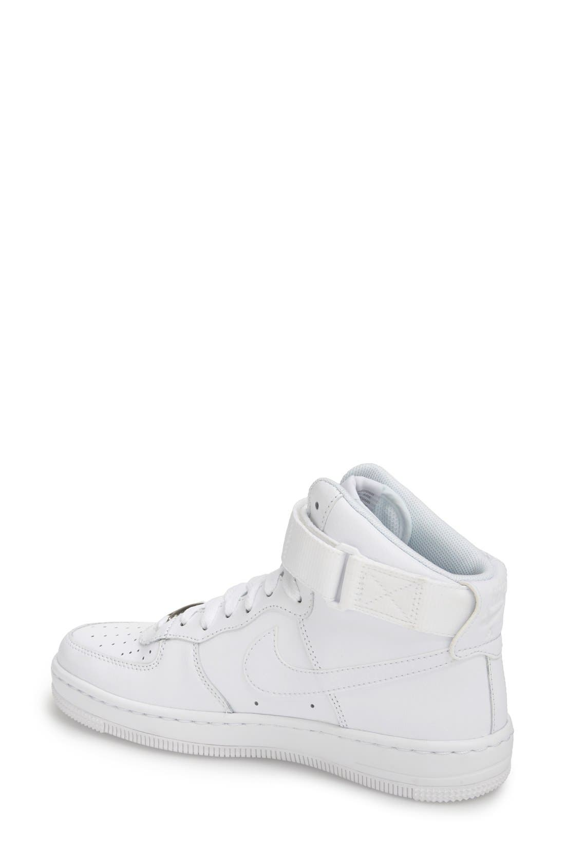 ,                             'AF-1 Ultra ForceESS' High TopSneaker,                             Alternate thumbnail 6, color,                             100