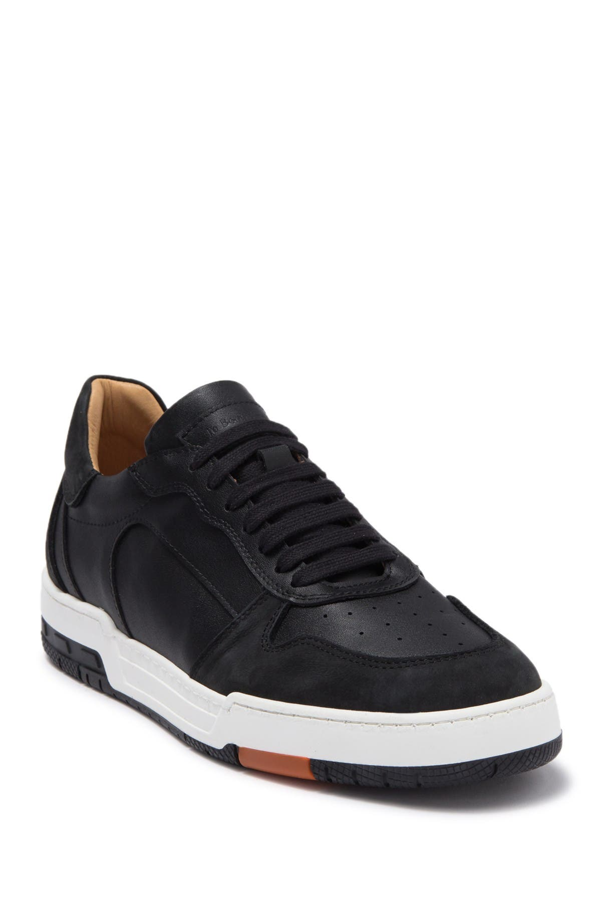 Image of To Boot New York Jefferson Leather Sneaker
