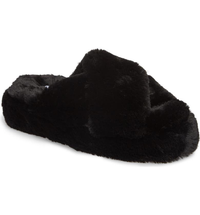 dde6a473f4d Comfy Faux Fur Slipper