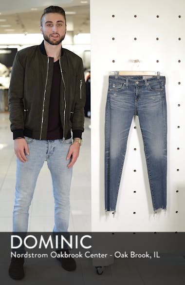 The Legging Ankle Super Skinny Jeans, sales video thumbnail