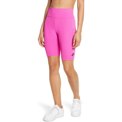 Nike Air Bike Shorts, Pink