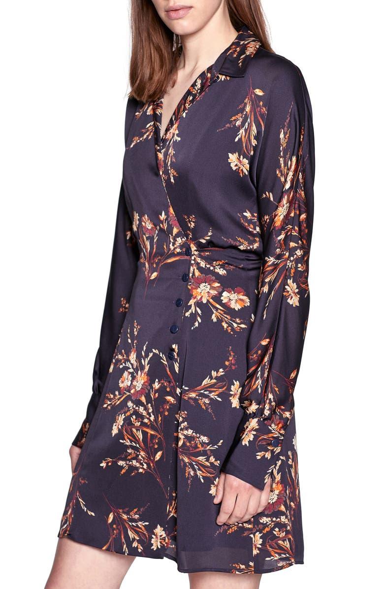 EQUIPMENT Harmon Shirtdress, Main, color, ECLIPSE MULTI