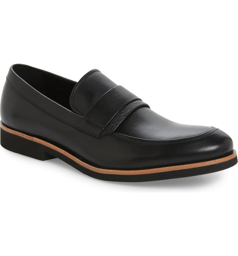 CALVIN KLEIN Forbes Loafer, Main, color, 001