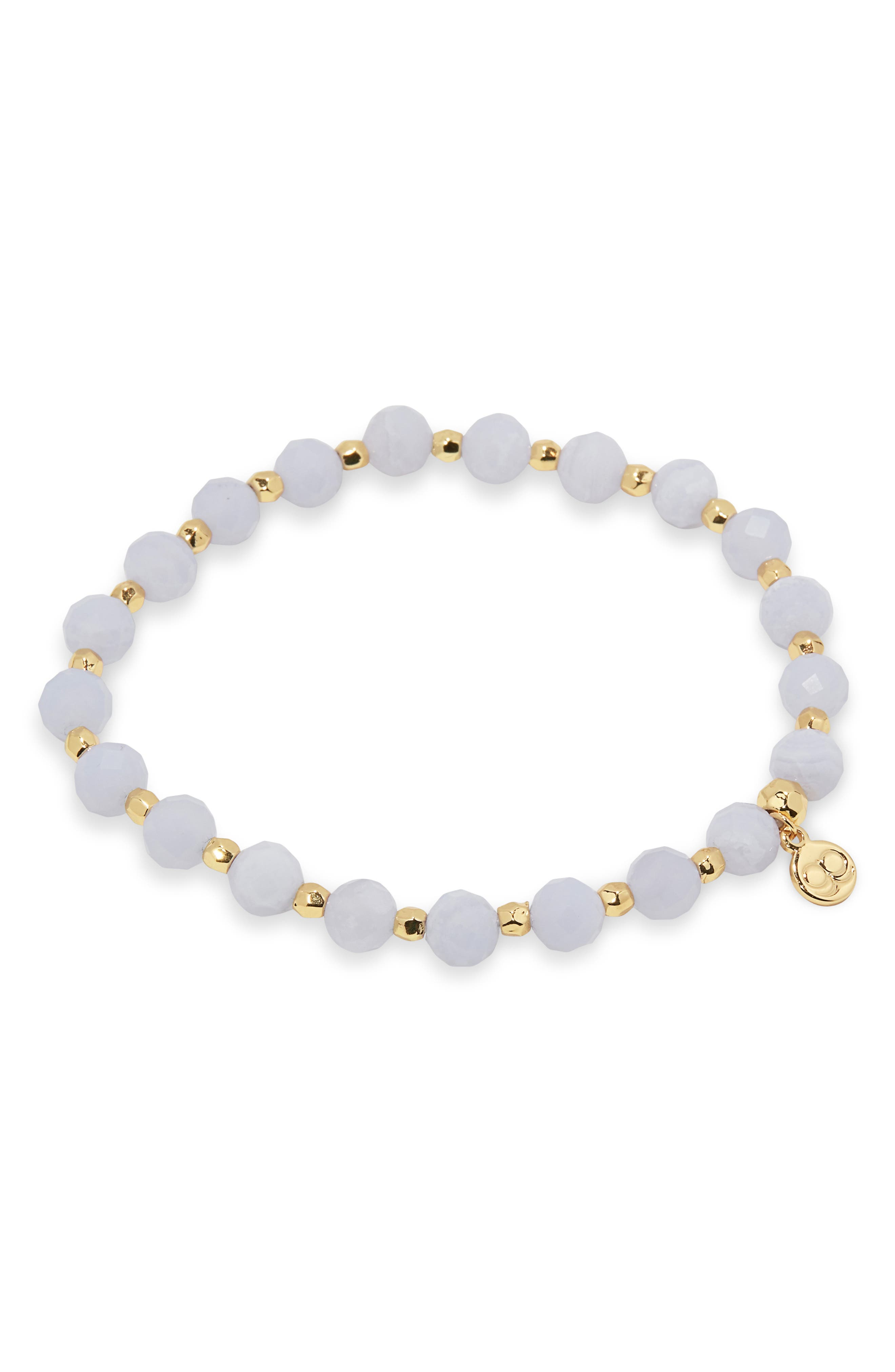Power Stone Stretch Bracelet