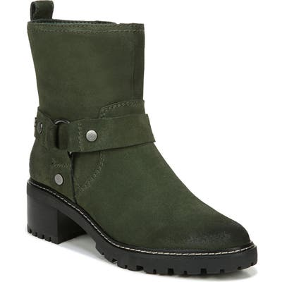 Naturalizer Tess Bootie- Green