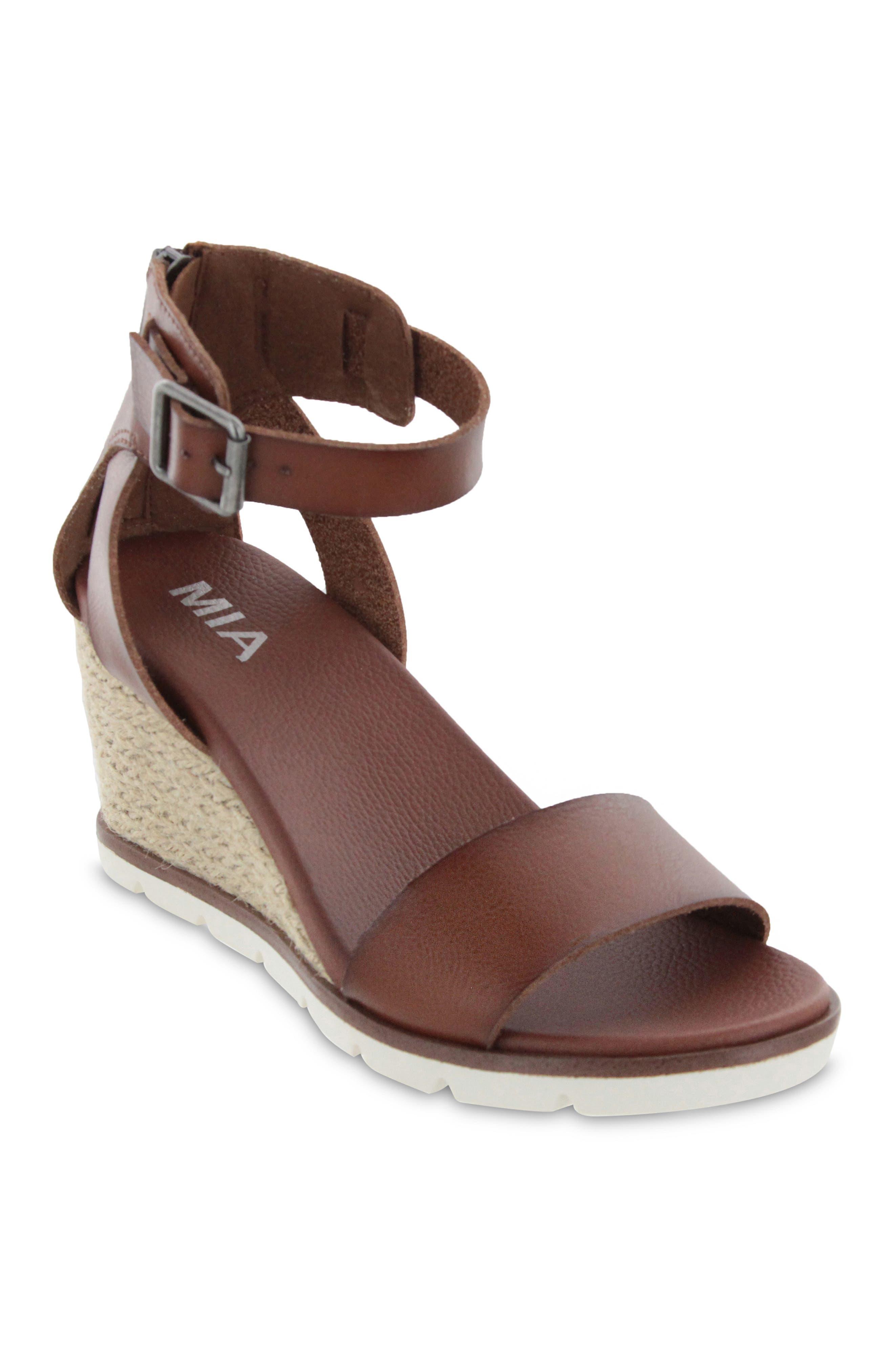 Betsy Espadrille Wedge Sandal