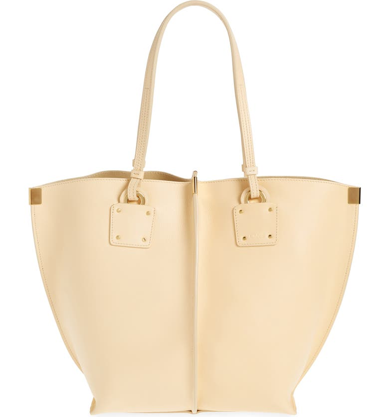 Chlo Vick Leather Tote