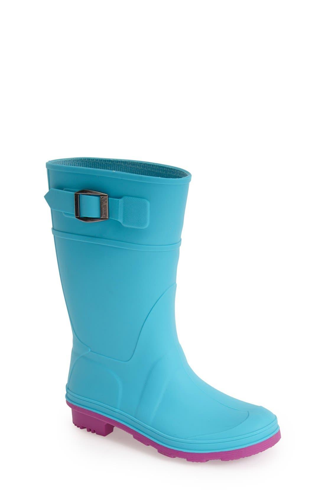 Kamik Raindrops Rain Boot