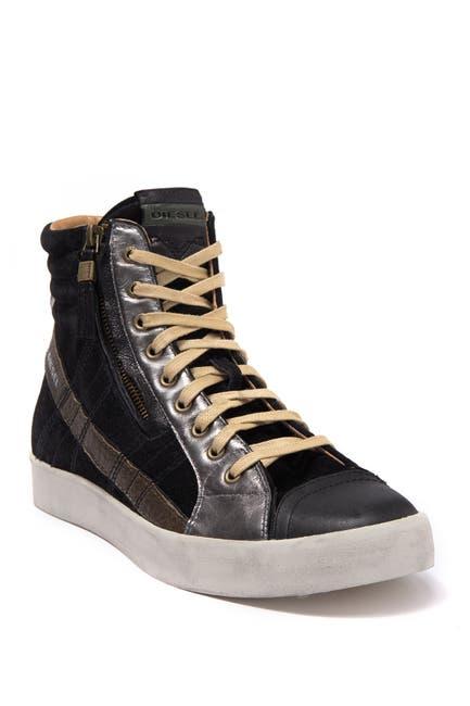 Image of Diesel D-Velows D-String Plus High Top Sneaker