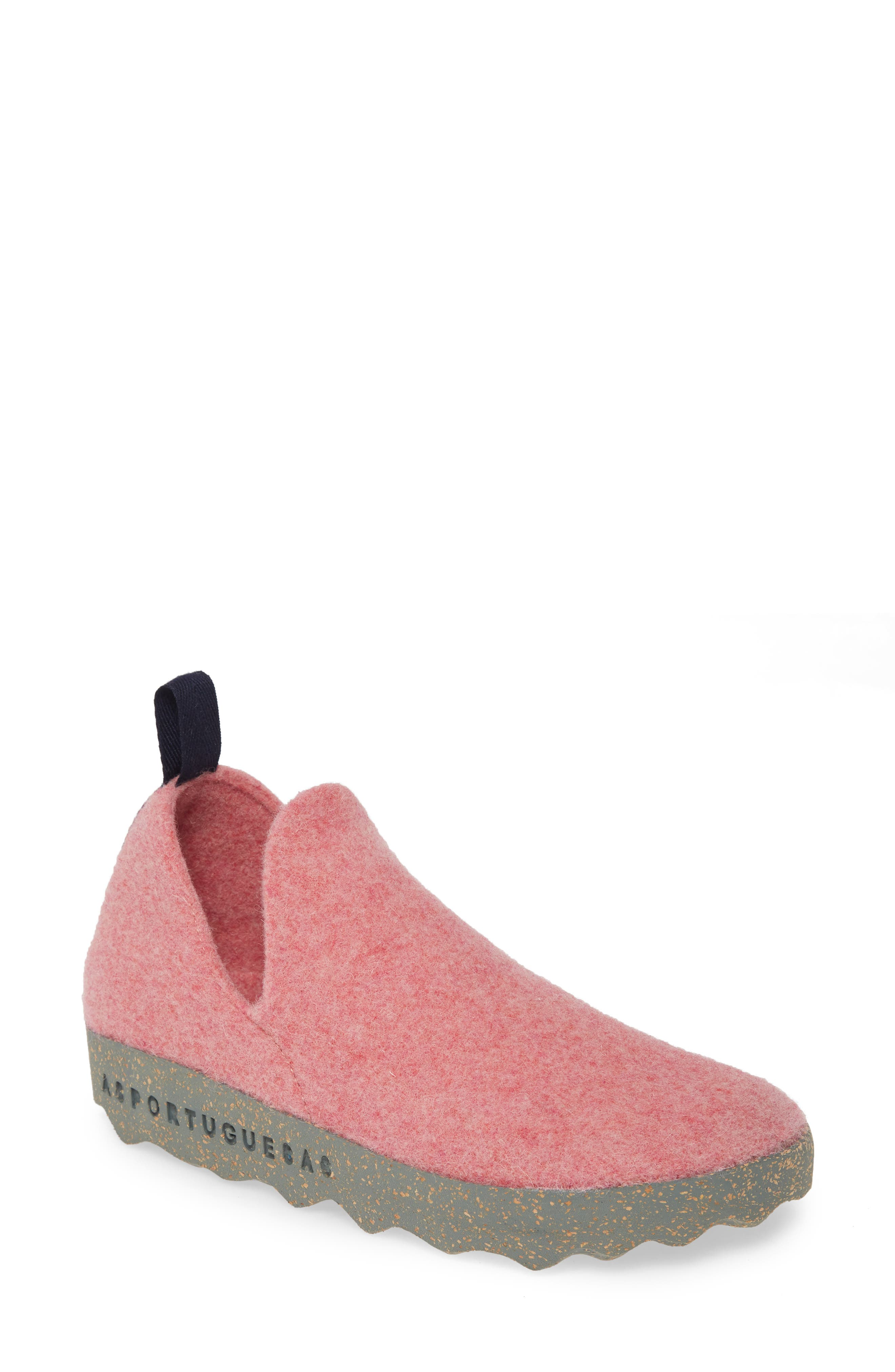 Asportuguesas By Fly London City Sneaker, Pink