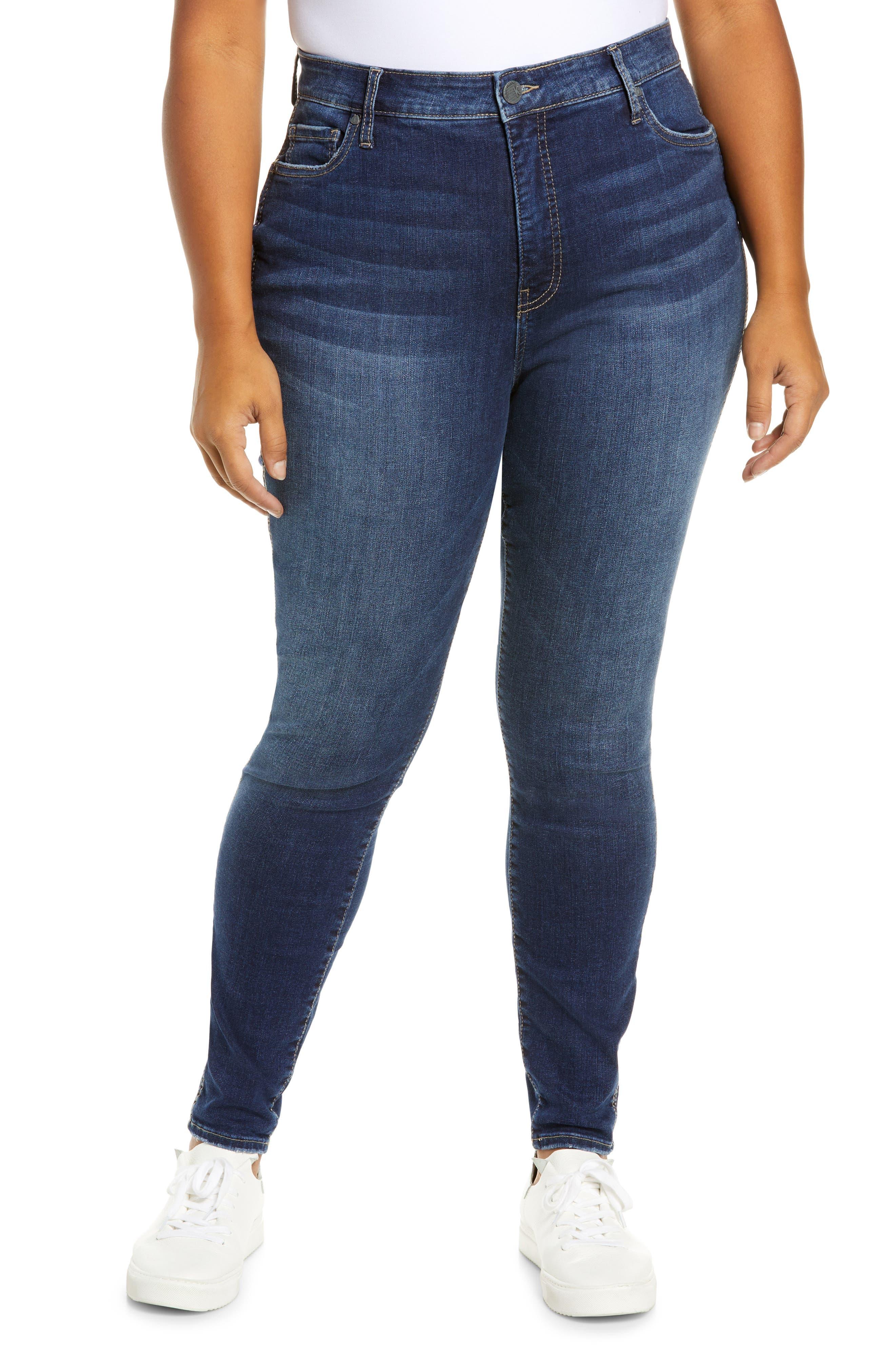 Mia Fab Ab High Waist Skinny Jeans