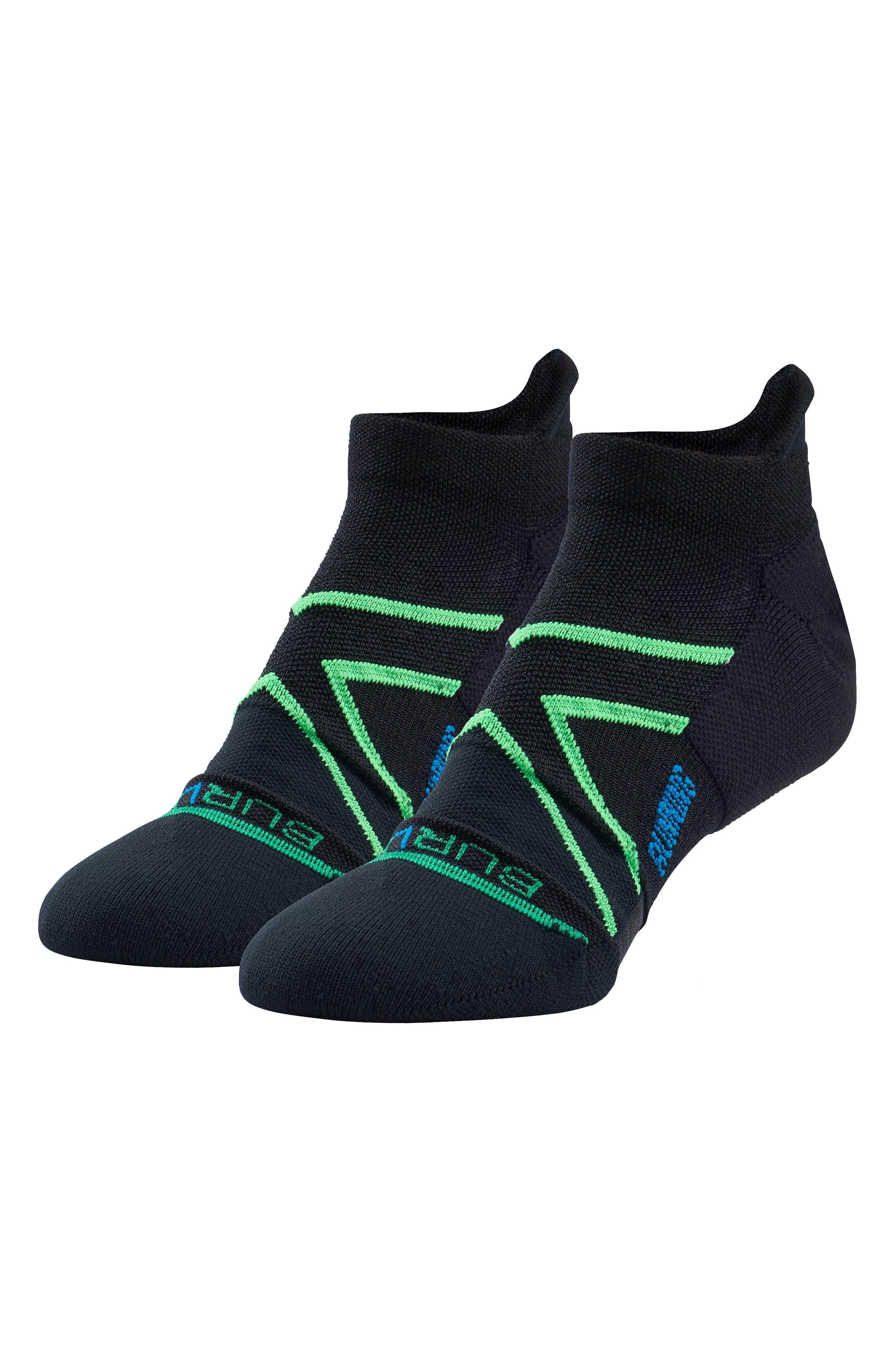 Assorted 2-Pack Sport Running Liner Socks