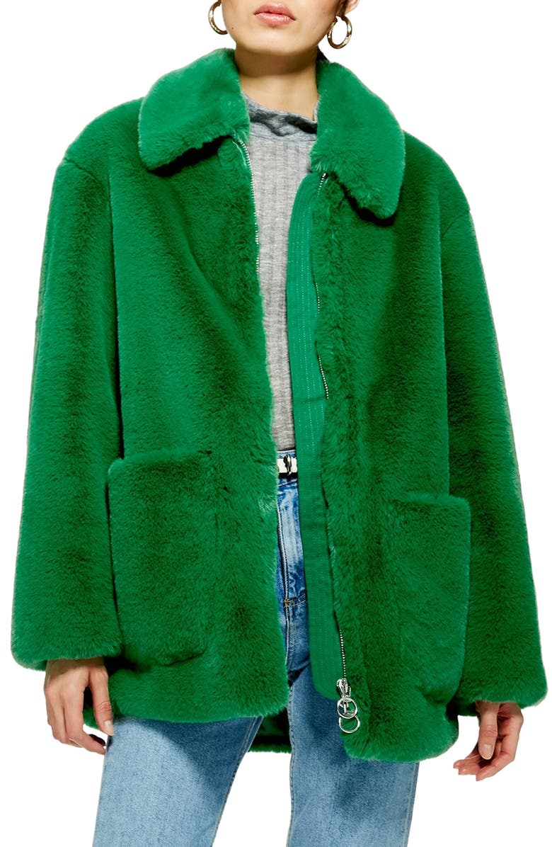 best great discount hot-selling real Faux Fur Jacket