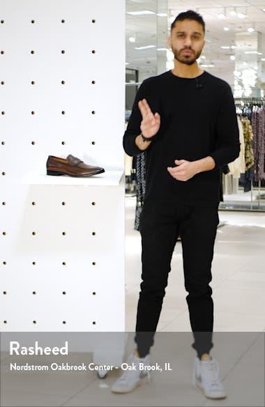 Trey Penny Loafer, sales video thumbnail
