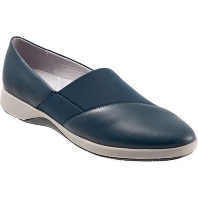 Softwalk Hana Slip-On, W - Blue