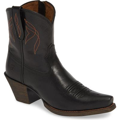 Ariat Lovely Western Boot, Black