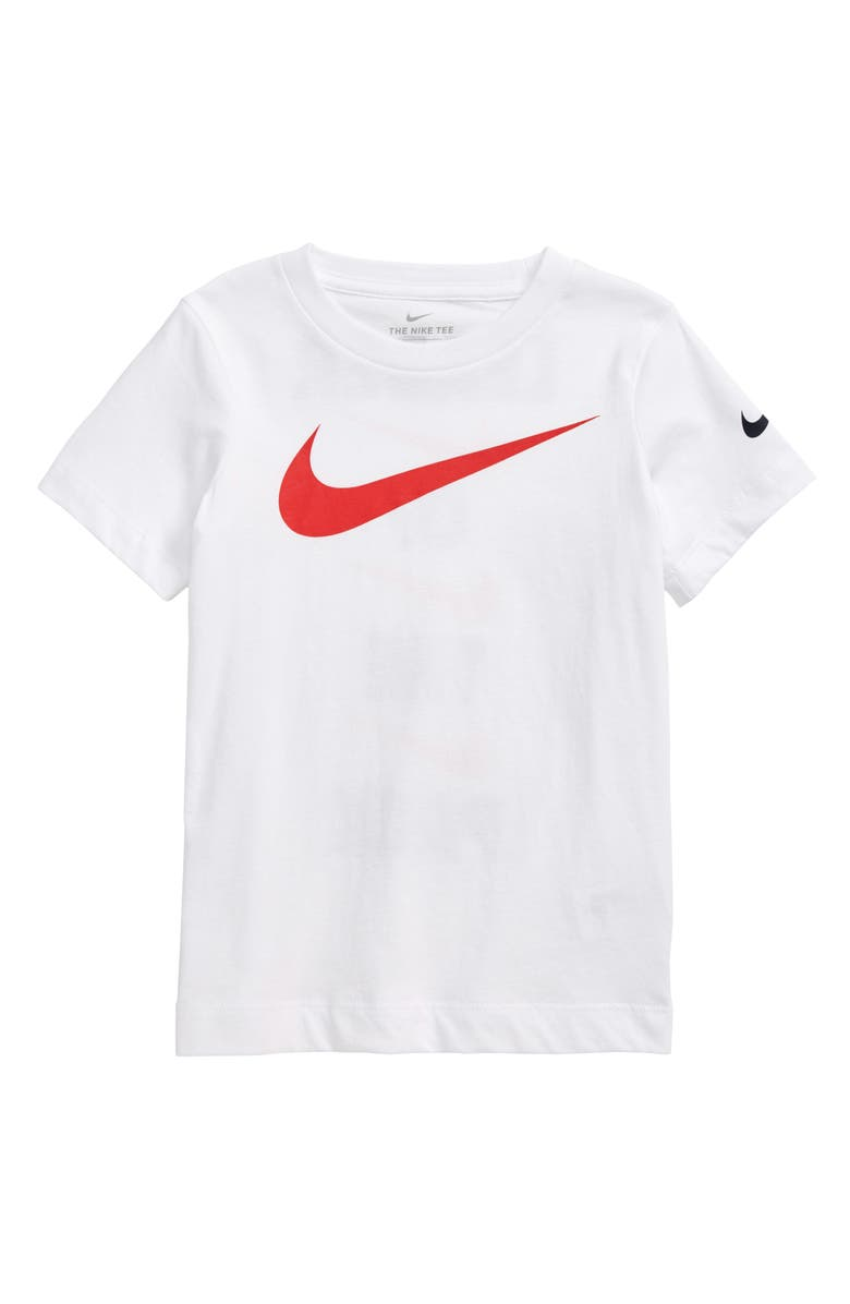 NIKE Leader of the Pack Graphic T-Shirt, Main, color, 100