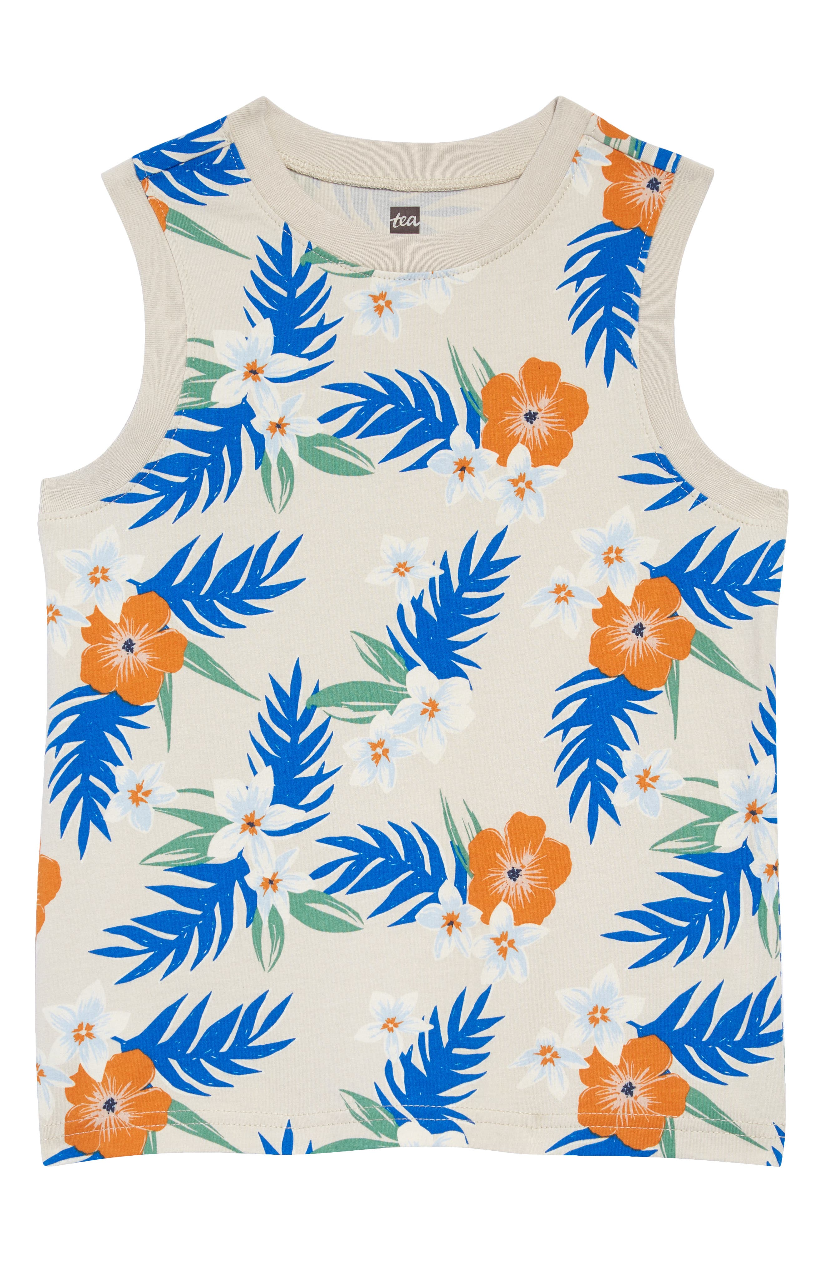 Tea Collection Muscle Tank Top