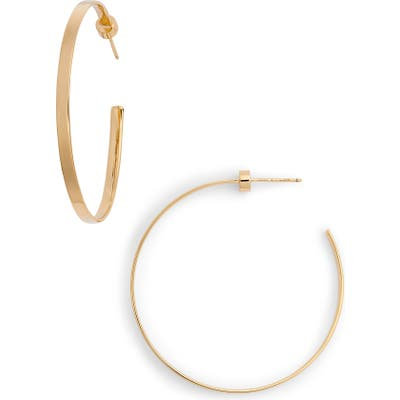 Jennifer Zeuner Kiara Hoop Earrings