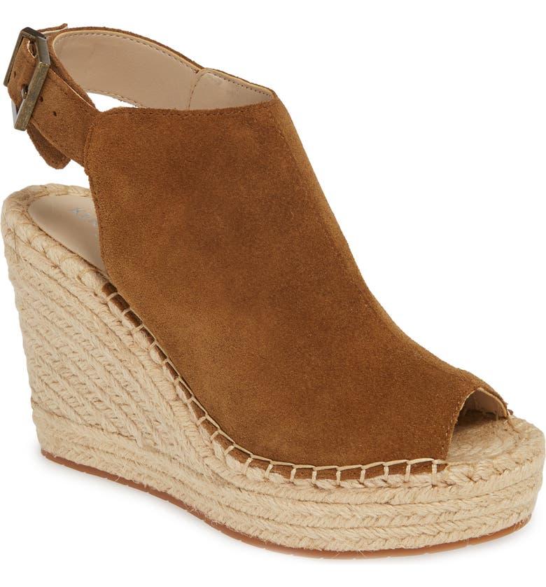 cbab9023490 'Olivia' Espadrille Wedge Sandal