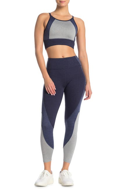 Image of Threads 4 Thought Tranquil Colorblock Leggings