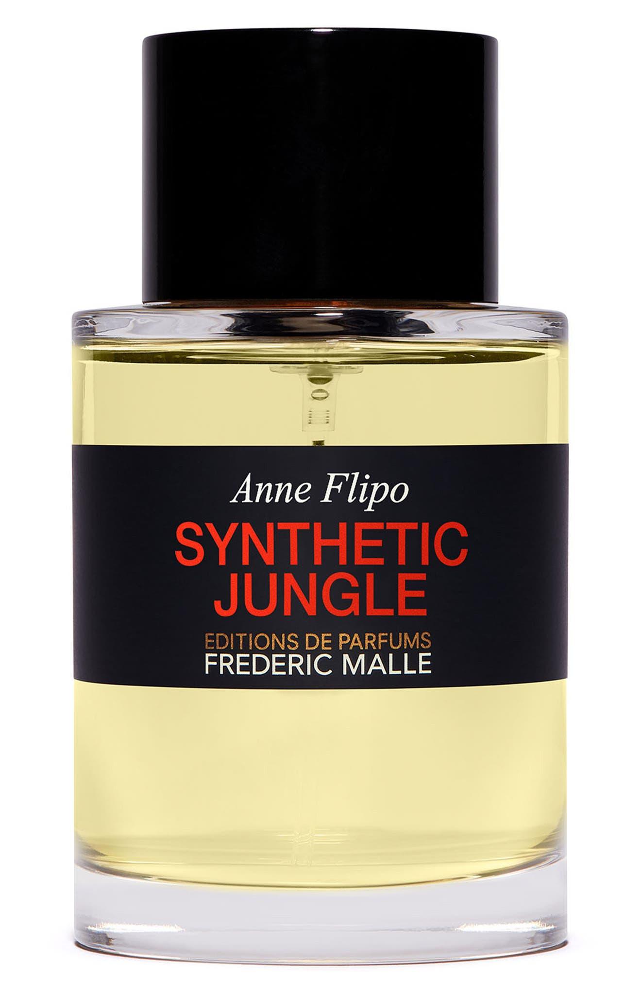 Synthetic Jungle Parfum