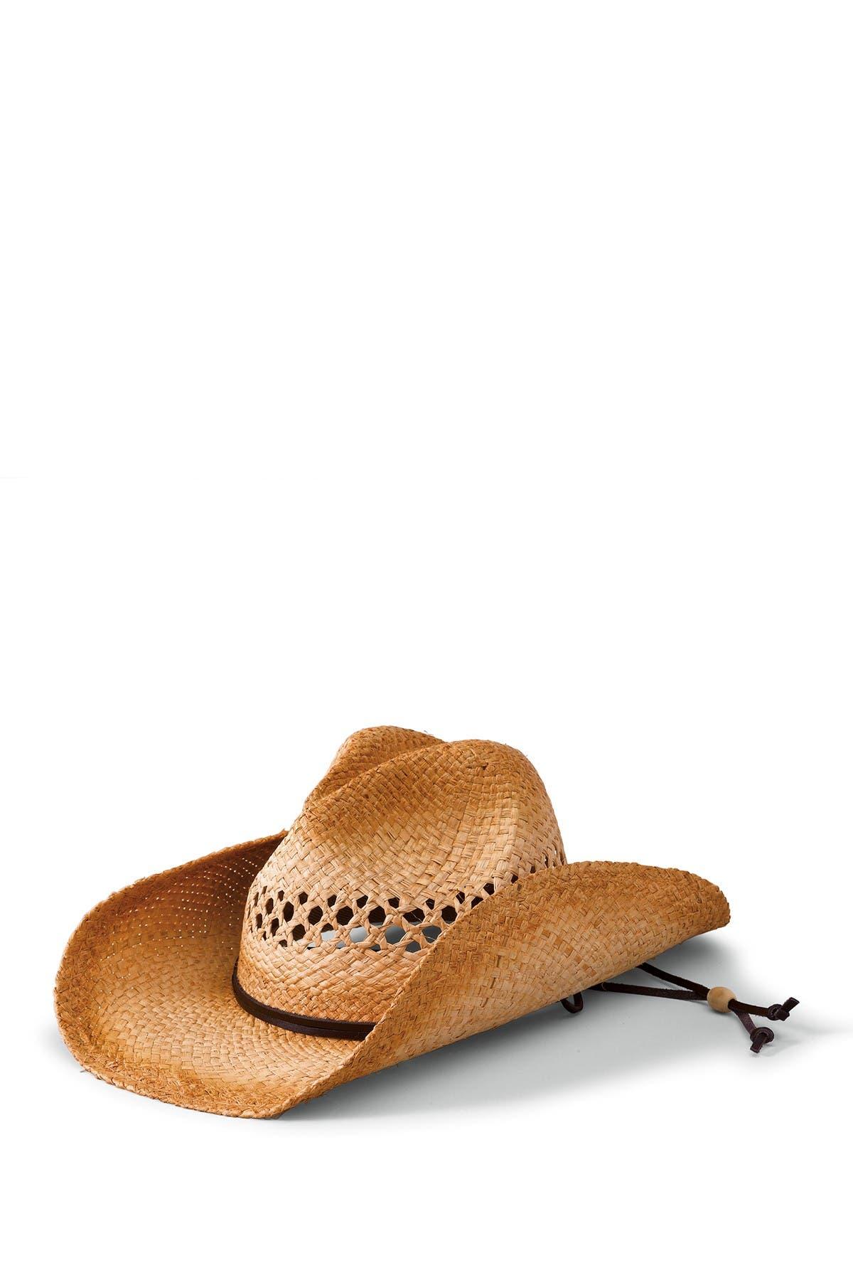Image of SAN DIEGO HAT Raffia Cowboy Hat