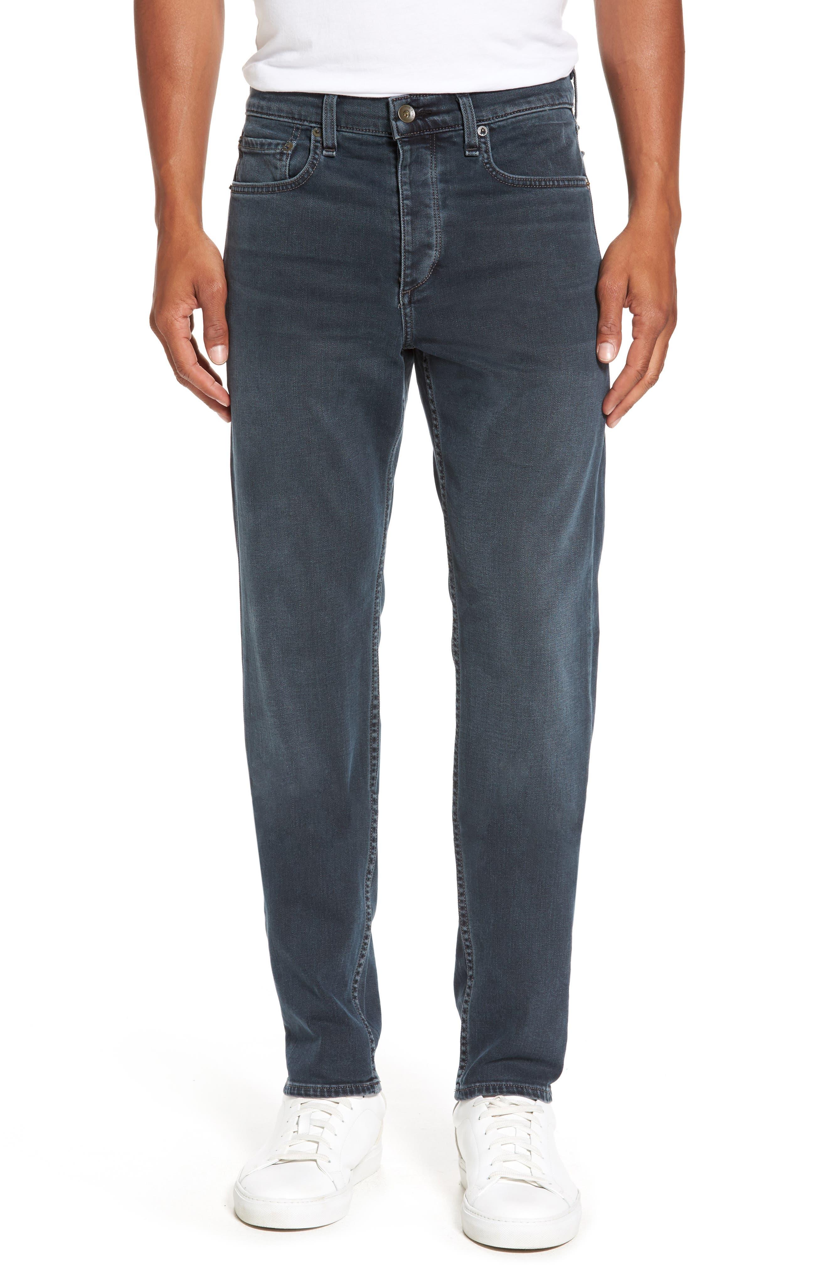 Men's Rag & Bone Fit 2 Slim Fit Jeans,  31 - Blue