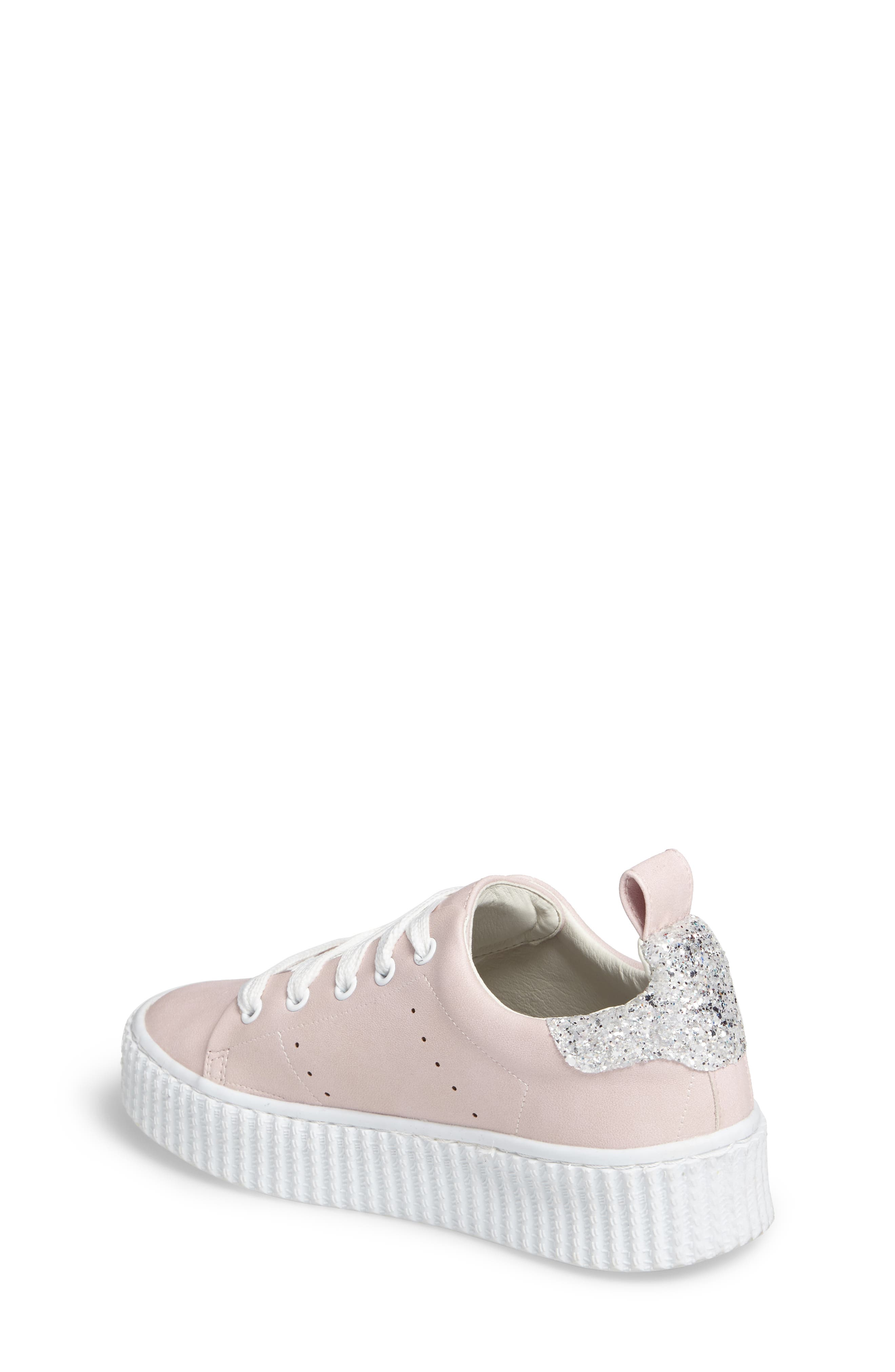 ,                             Wren Glitter Heel Sneaker,                             Alternate thumbnail 14, color,                             670