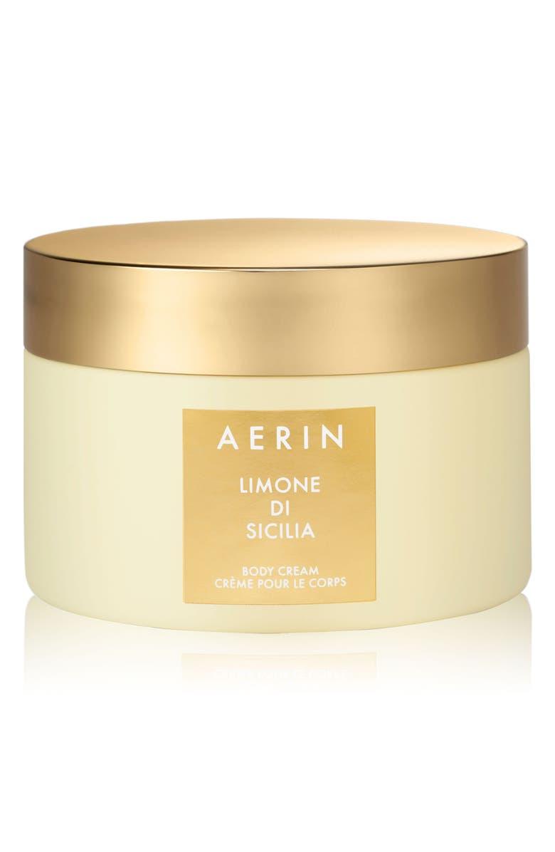 ESTÉE LAUDER AERIN Limone di Sicilia Body Cream, Main, color, NO COLOR
