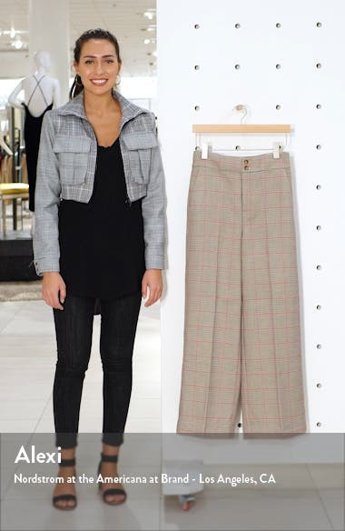 Frankie Rose Plaid Pants, sales video thumbnail