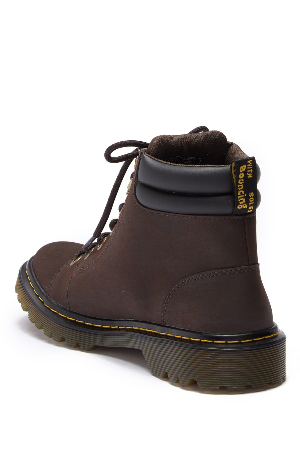 Dr. Martens   Faora Leather Lace Up