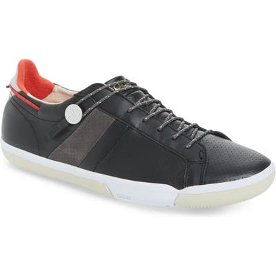 Plae Mulberry Low Top Sneaker- Black