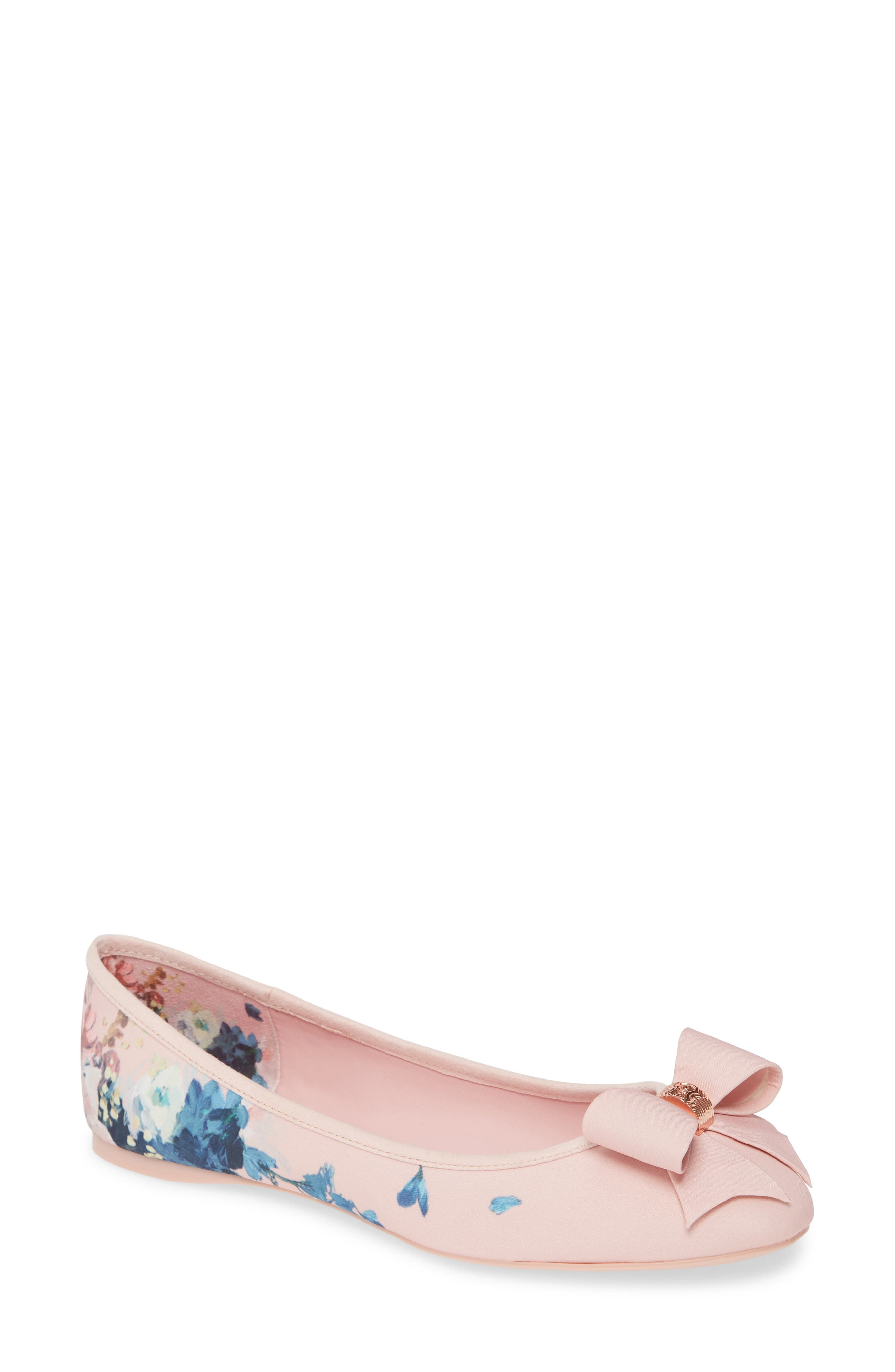 Ted Baker London Suallip Flat, Pink