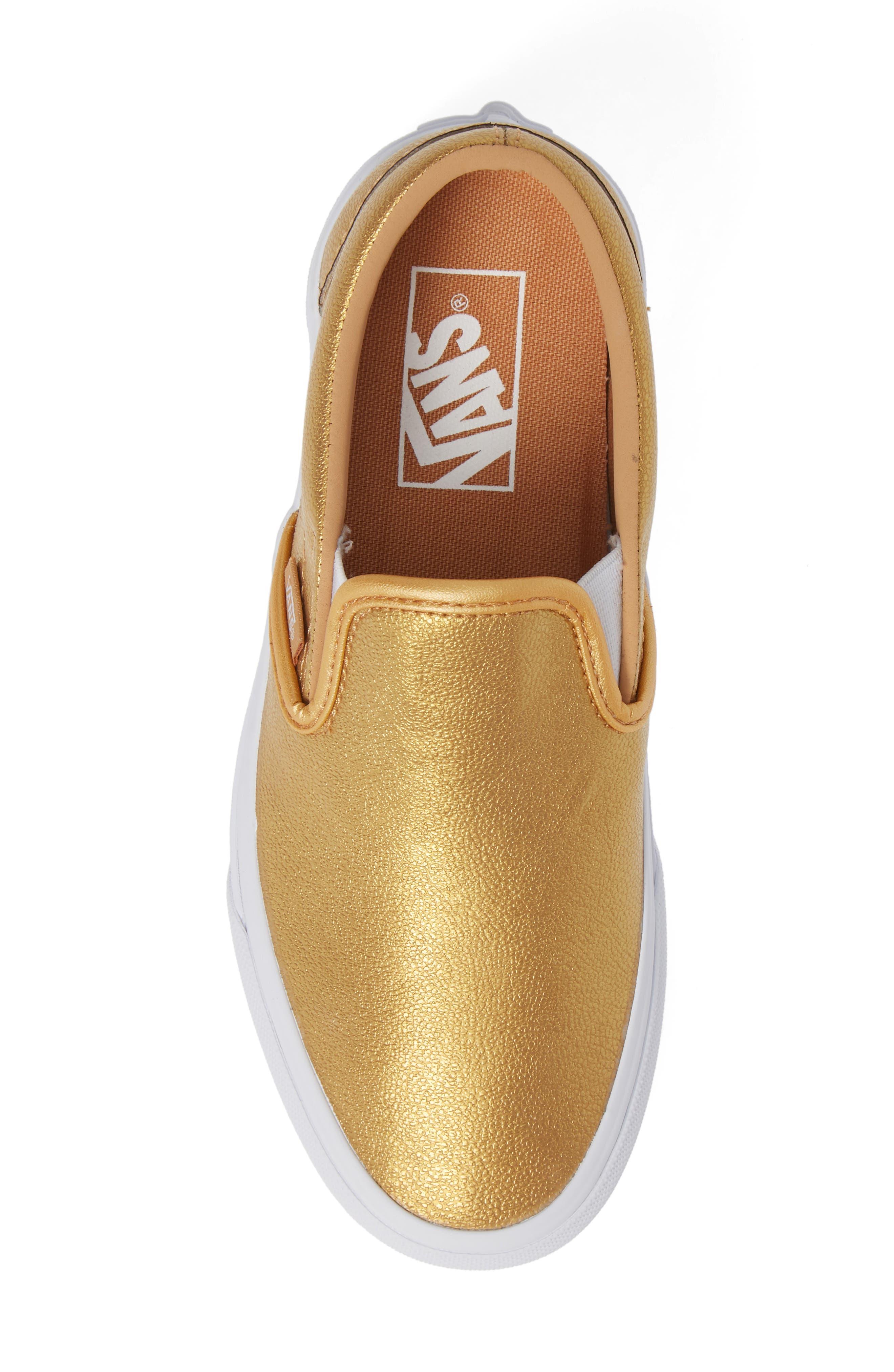 ,                             Classic Slip-On Sneaker,                             Alternate thumbnail 69, color,                             712