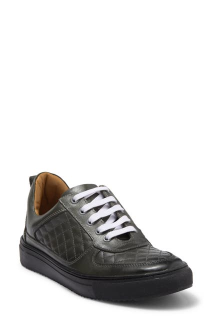 Image of Marc Joseph New York Everett Quilted Leather Sneaker