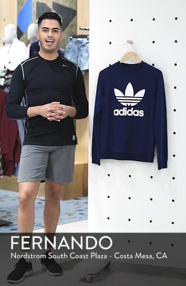 Trefoil Sweatshirt, sales video thumbnail