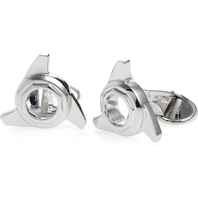 Dunhill Radial Wing Nut Cuff Links
