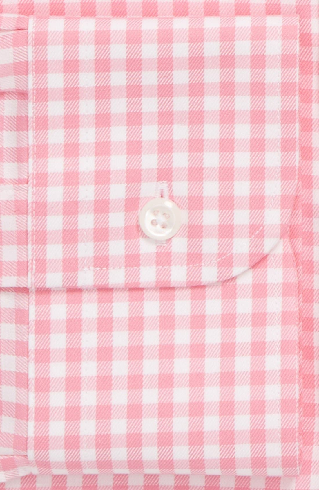 ,                             Traditional Fit Non-Iron Gingham Dress Shirt,                             Alternate thumbnail 36, color,                             680