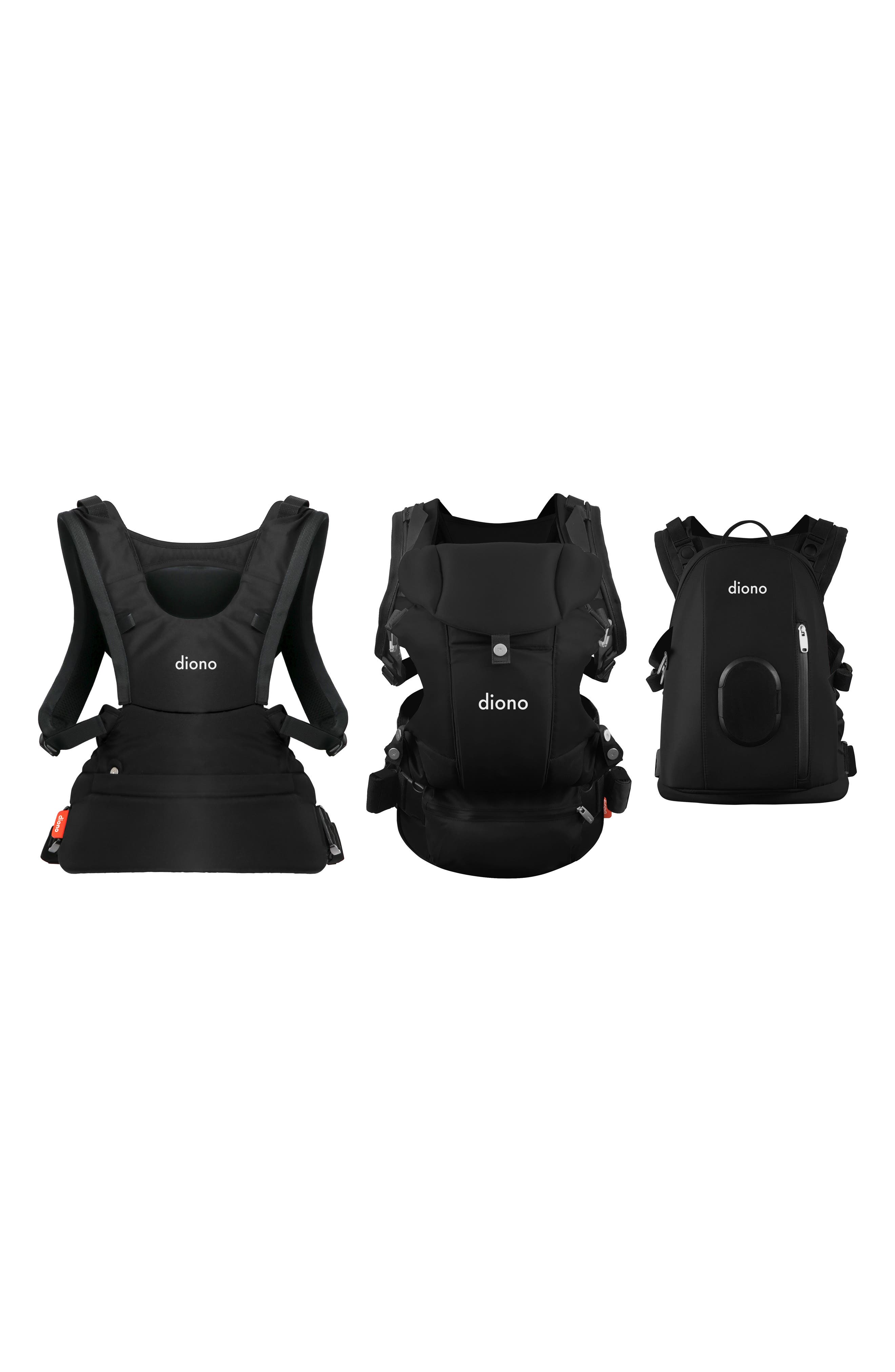 Infant Diono Carus Complete 4In1 Carrying System Size One Size  Black