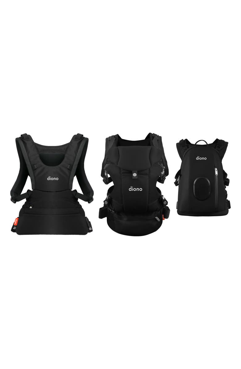 DIONO Carus Complete 4-in-1 Carrying System, Main, color, BLACK
